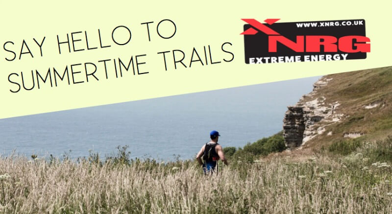 Say hello to summertime trails