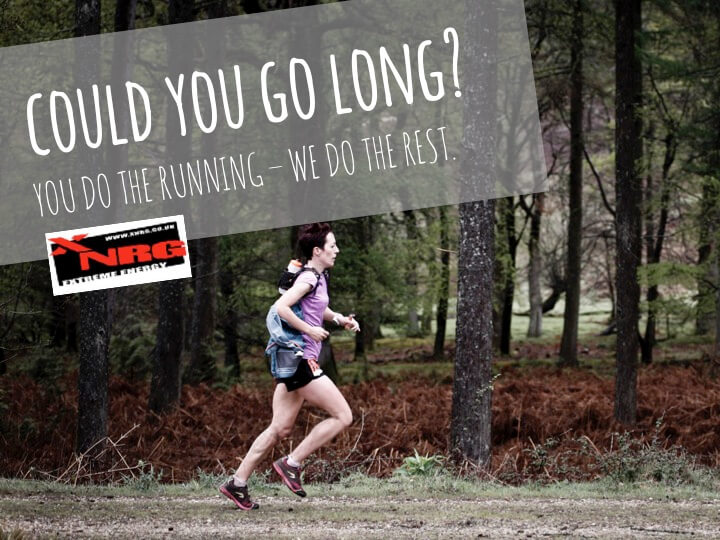 Could you go long? You do the running - we do the rest.