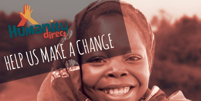 Humanity Direct - help us make a change