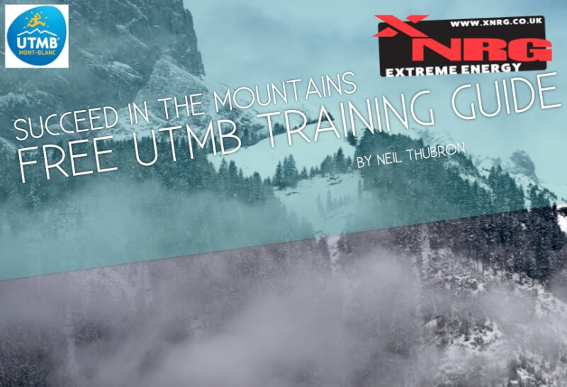 Succeed in the mountains - free UTMB training guide